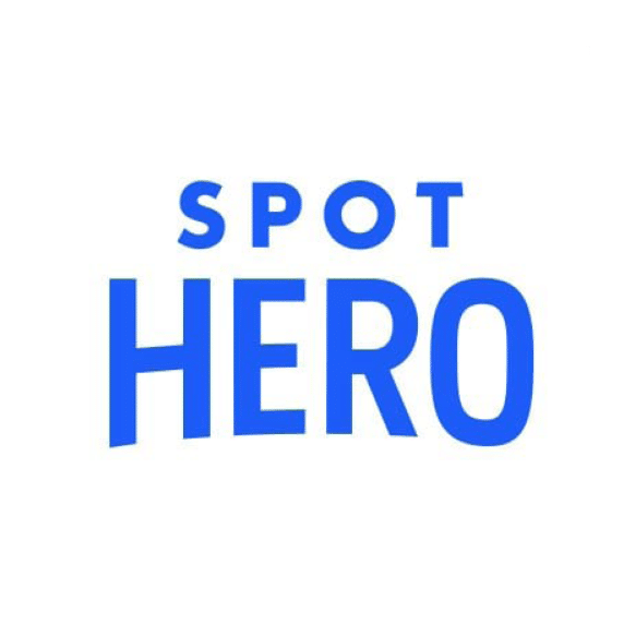 spot hero Logos