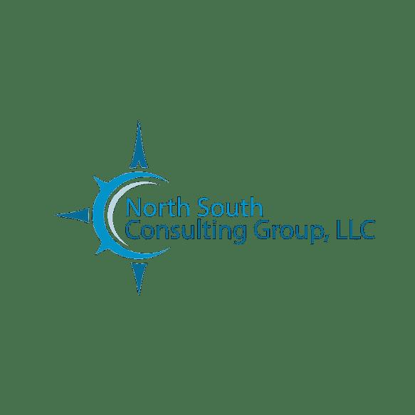 north south Logos