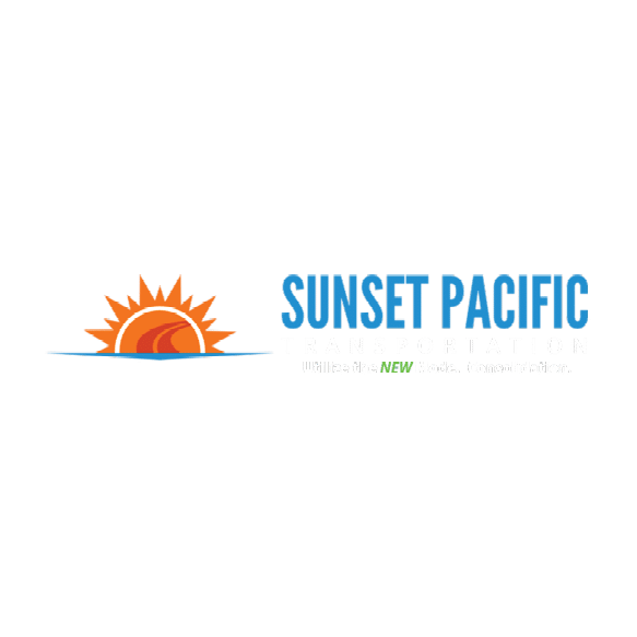 sunset pacific Logos