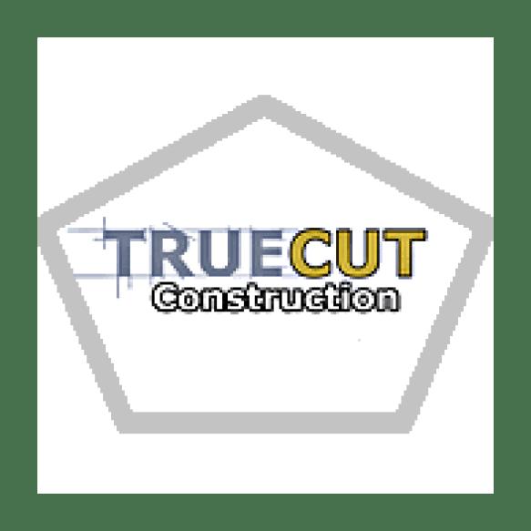 true cut construction Logos