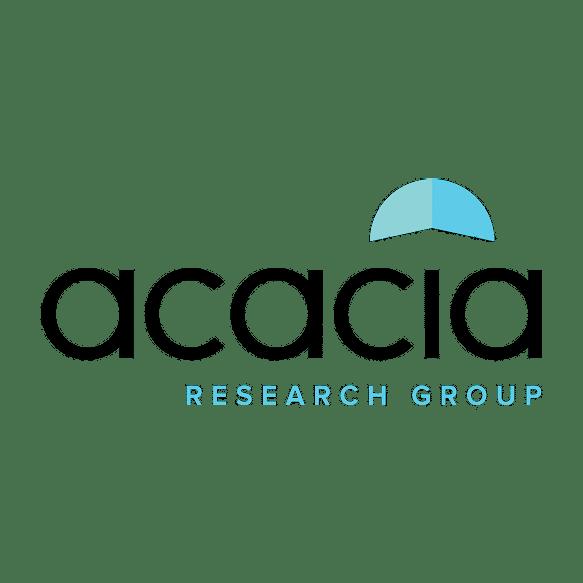 Acacia research Logos