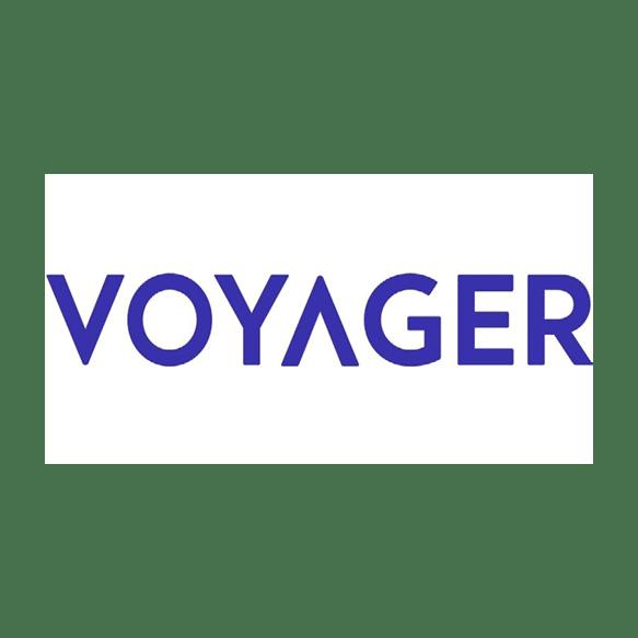 Voyager Digital Logos